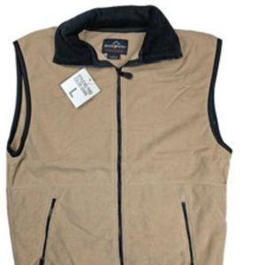Weather Perfect Fleece mens Vest 2XL NWT